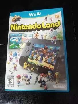 Nintendo Land Wii U Cambio o Vendo