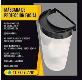 Mascara protencion para cara protege de estornudos