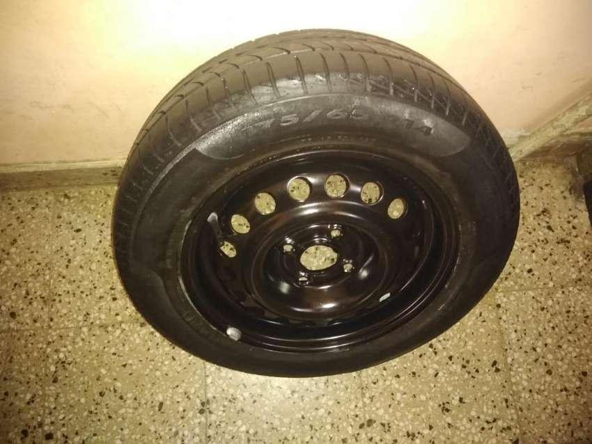 Cubierta Pirelli 0