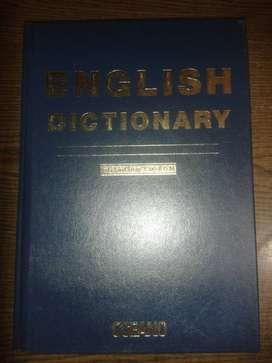 English Dictionary OCEANO