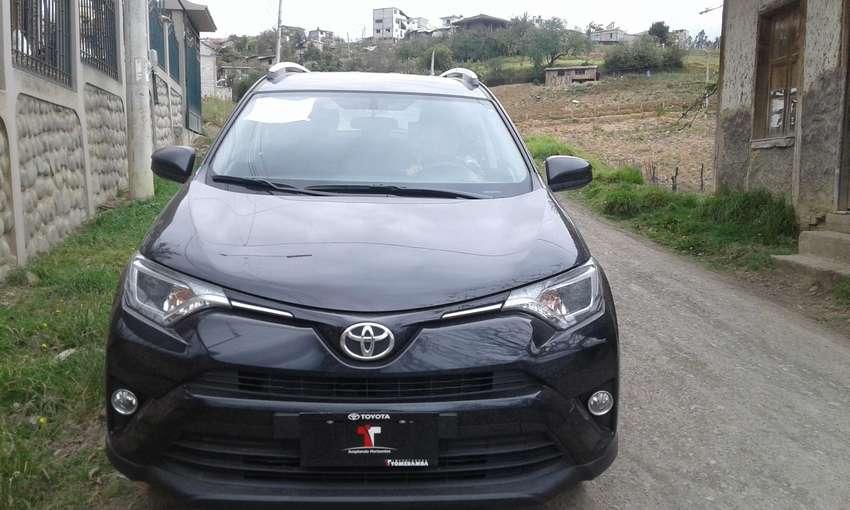 Flamante Toyota Rav 4 2018 (Precio negociable) 0