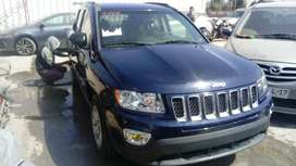 Vendo Camioneta Jeep Compass 2015