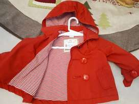 Piloto Rojo Zara, original!!!