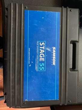 Microfono Samson STAGE 55