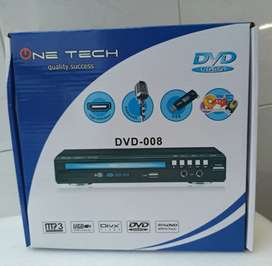 NUEVOS, DVD FULL HD, CONEXIÓN HDMI, INCLUYE CABLE HDMI, CONTROL REMOTO Y CABLE DE VIDEO USB