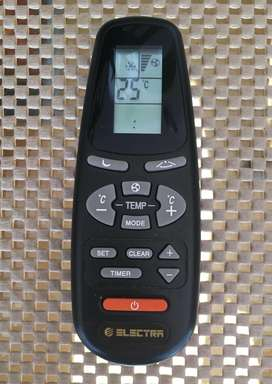 Control Remoto original para Aire Acondicionado ELECTRA RC-5 (HL) (RC)