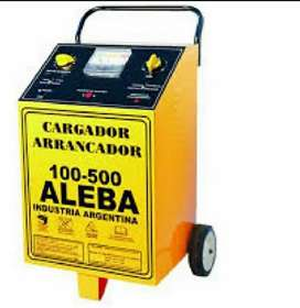 CARGADOR ARRANCADOR 100-500 12/24 Volts Aleba Car027