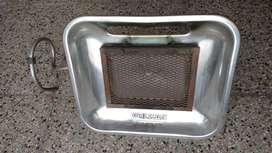 Pantalla Calefactor A Gas Volcan