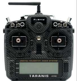 Emisora Radio Control NUEVA FrSky Taranis X9D Plus SE - 24CH ACCESS ACCST D16 M9