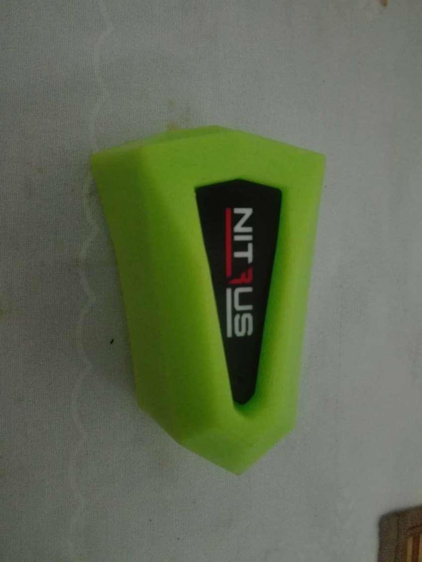 Repuesto slaider. Nitrux original ns 200 verde.. nuevos 0