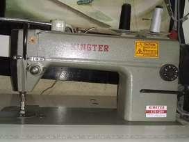 Vendo máquina industrial plana
