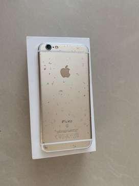 Se vende iphone 6 en buenas condiciones