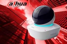 Cámara de seguridad WIFI Dahua.  Vive Tranquilo!!
