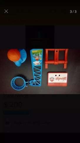 Mini básquet ball de mesa