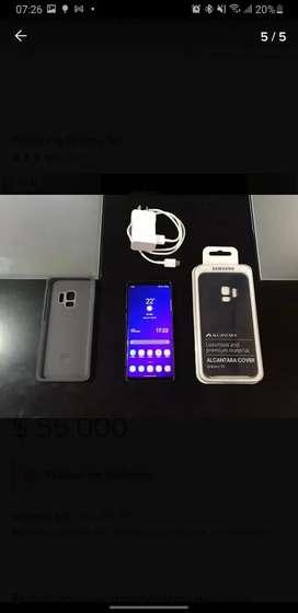 Samsung S9 Snapdragon 845