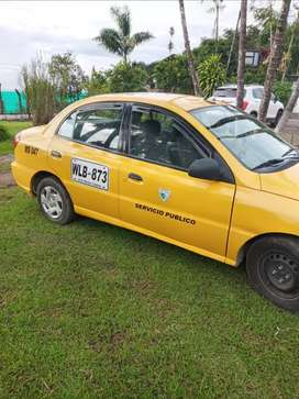 Vendo taxi con cupo. Santa Rosa de cabl