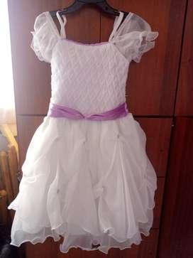 Hermoso Vestido Talla 6