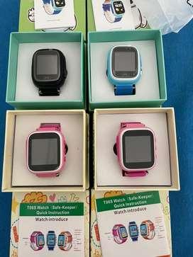 Reloj para niño GPS