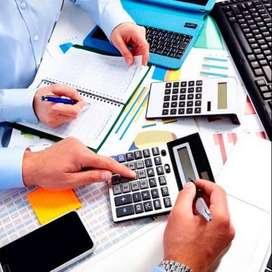 Declaraciones a personas naturales y jurídicas, además de la presentación de  impuestos de IVA y retenciones.