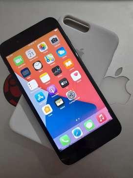 Iphone 7 plus gris Espacial Mate