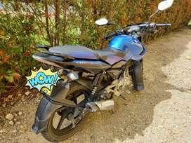 Moto pulsar 135 único dueño. $3.200.000