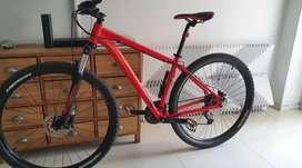 Bicicleta 29 Merida Big Nine 40. Mtb
