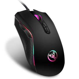 Mouse Gamer 1200-3200 DPI + Obsequio