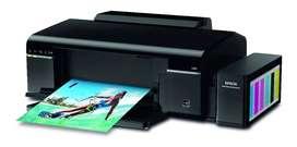 Impresora Fotográfica Epson L805 EcoTank
