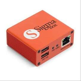 SigmaBox Pack 1-2-3 activados