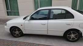 Vendo Hyundai Accent Verna full flamante  7100  usd fijo