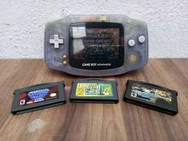 vendo game boy avance