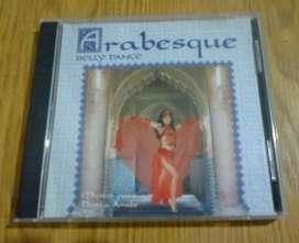 Arabesque Belly Dance.