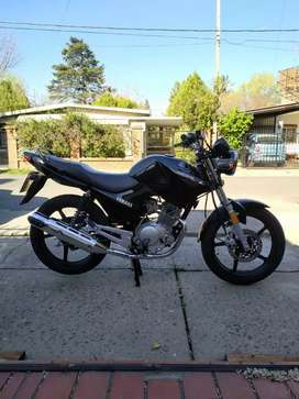 Yamaha ybr 125 2019