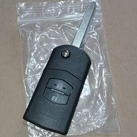 Vendo carcasa de llave tipo navaja Mazda 2