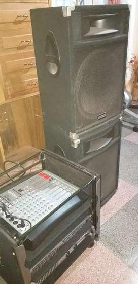 Equipo de audio