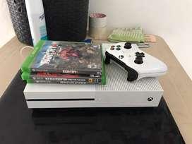 Xbox one s, tres meses de uso.