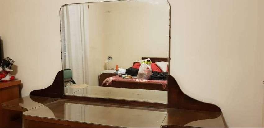 Juego Dormitorio Antiguo 0