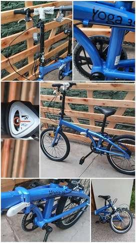 Bicicleta Plegable Philco