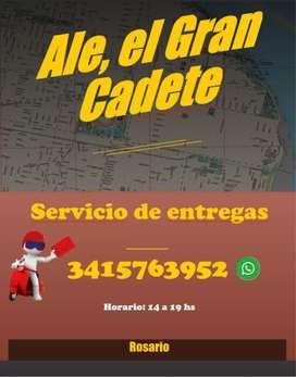 Servicio cadeteria