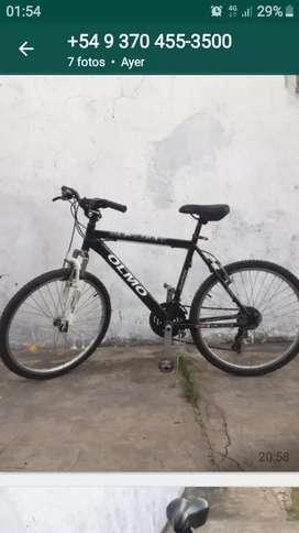 vendo bici olmo aluminio x 17