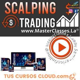 Curso Scalping Trading Masterclasses.La