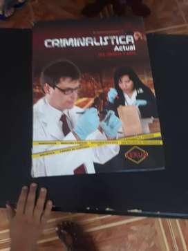 Libro de criminalística