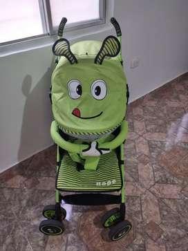 Coche y silla para bebé