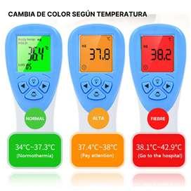 Lote de 100 termometros infrarrojo