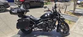 Motocicleta Kawasaki vulcam alto CC 650