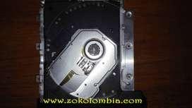 Quemador y lector de discos DVD para portatil