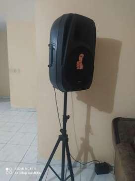 Parlante Grande 600 watts