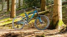 Trek slash 7, mountain bike, enduro, todoterreno, bicicleta doble suspension, 27.5