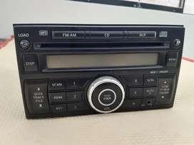 Radio original nissan qashqai  2017