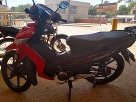 Vendo Moto AKT 110 special, motivo Viaje